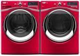 Duet High Efficiency Gas Dryer Pictures
