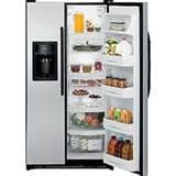 22 Cu. Ft. Side-by-side Refrigerator Photos